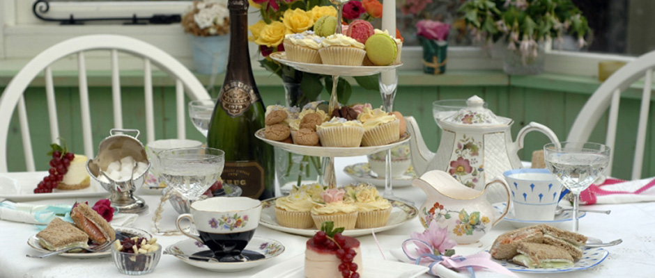 Image - Vintage Afternoon Teas